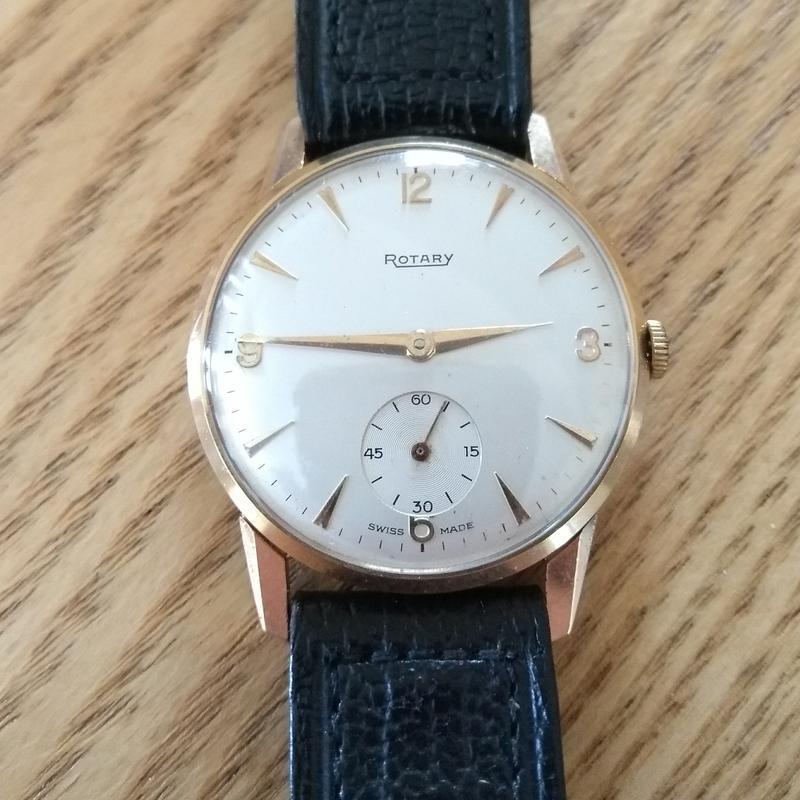A treasured watch inheritance  IMG_20180504_145941047
