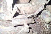 Танк КВ-1 изнутри (№ 9854), Ропша, Ленобласть. P6230087