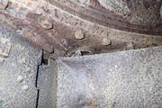 Танк КВ-1 изнутри (№ 9854), Ропша, Ленобласть. P6230321