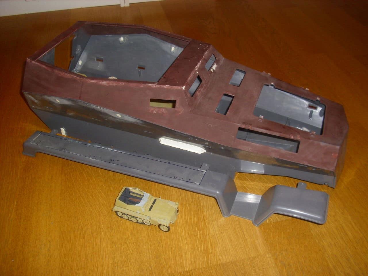 SdKfz 250 Armor Hobbies 1/6 - Sida 6 DSCI0493