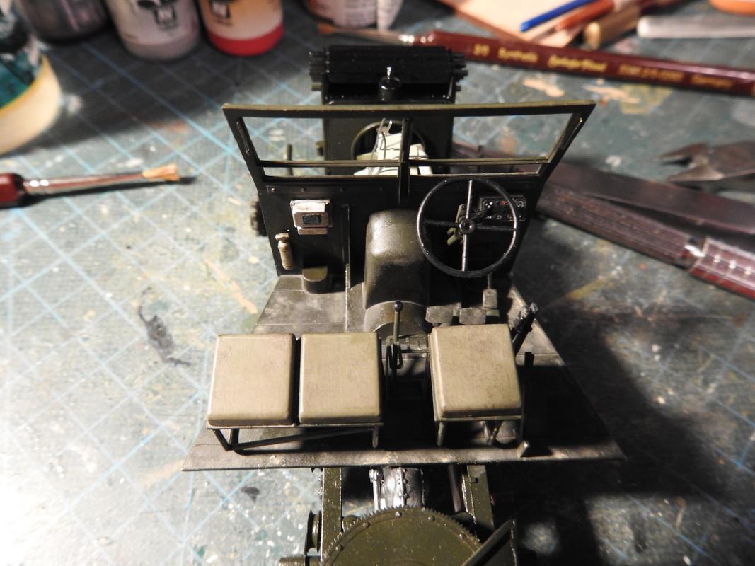 Scamell Pioneer SV2S Heavy Breakdown Tractor, IBG 1/35 - Sida 4 DSCN7077