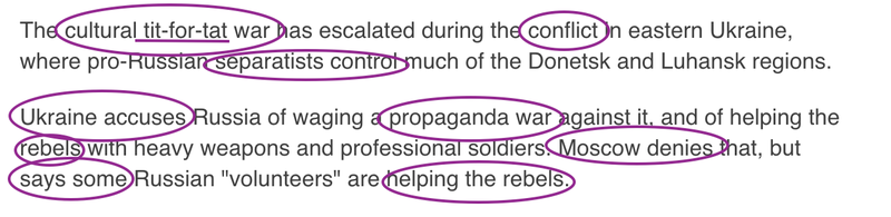 Journalists reporting on Ukraine - the good, the bad, and the ugly Bbbc