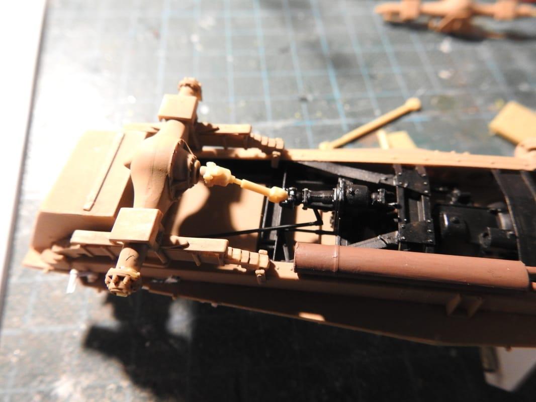 Humber Mark II, Bronco 1/35 - Sida 4 DSCN2724