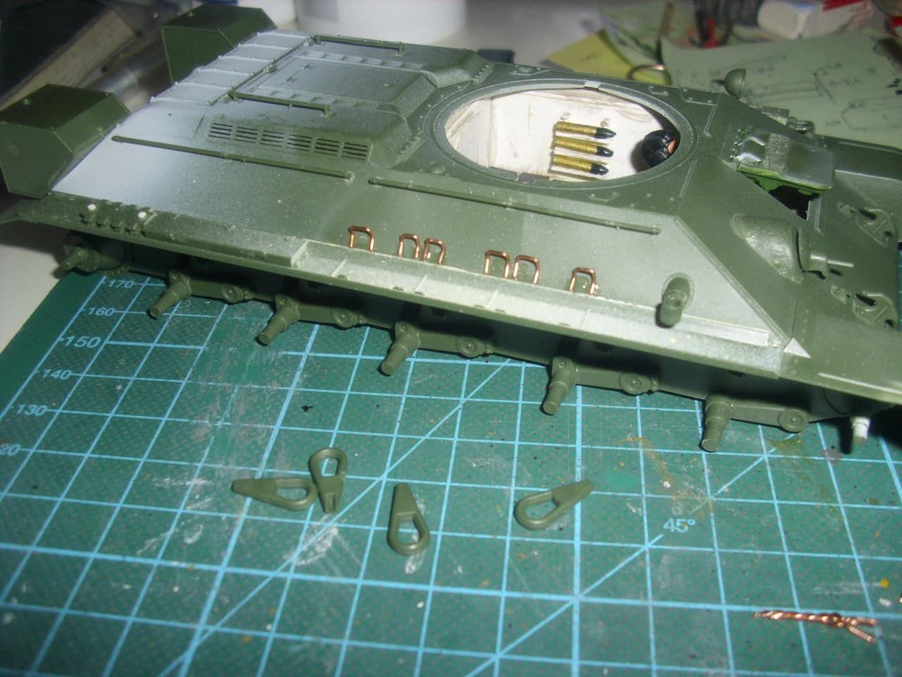 T-34/76 1943 early model. ICM 1/35 - Sida 4 DSCI0643