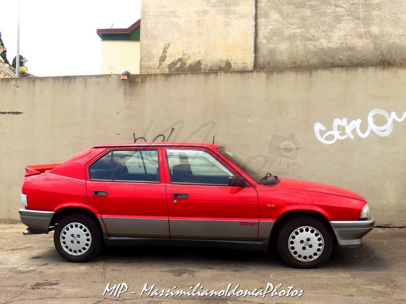 avvistamenti auto storiche - Pagina 21 Alfa_Romeo_33_Red_1.3_86cv_90_CT897251_2