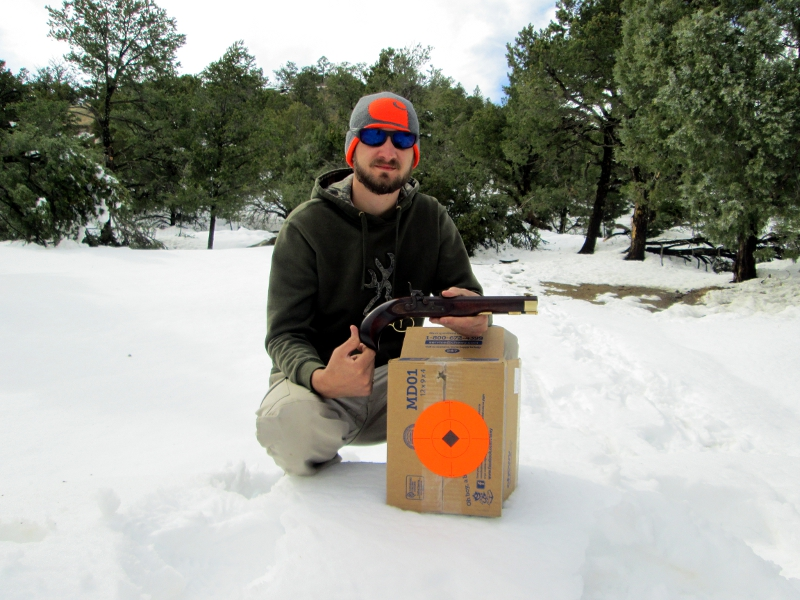 Traditions Kentucky Pistol Kit Build IMG_8827