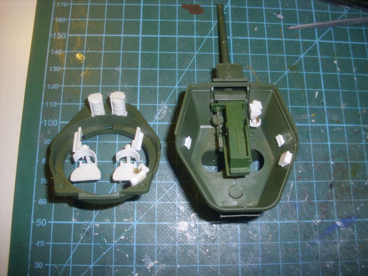 T-34/76 1943 early model. ICM 1/35 - Sida 3 DSCI0545