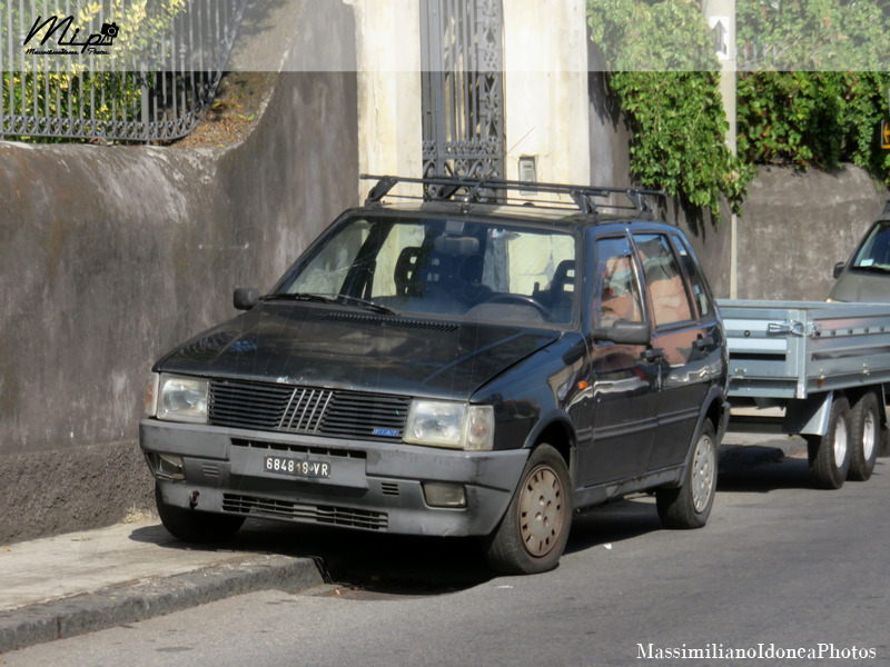 avvistamenti auto storiche - Pagina 5 Fiat_Uno_SX_70_1.3_68cv_84_VR684818