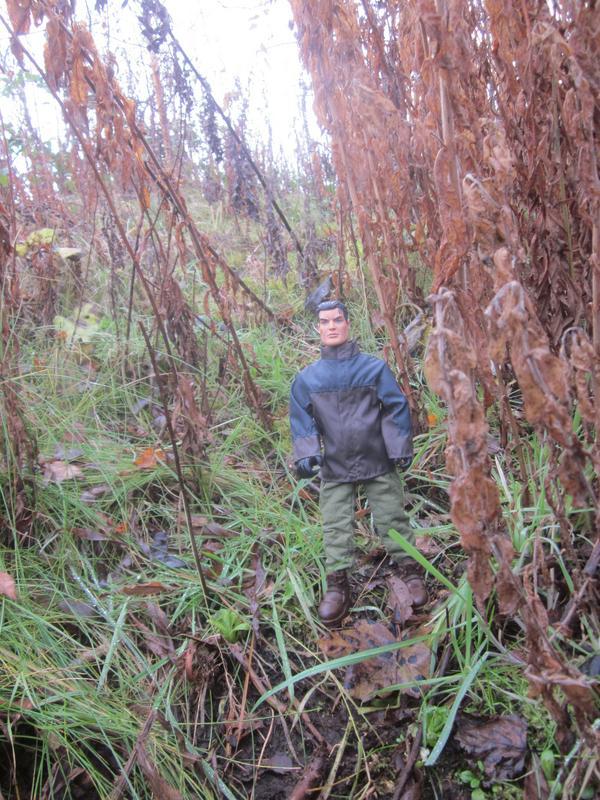 My MAM going on a long autumn walk. IMG_5582