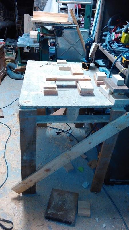Aménagement d'atelier - Fabrication d'un combiné scie/toupie IMG_20151211_200842_1