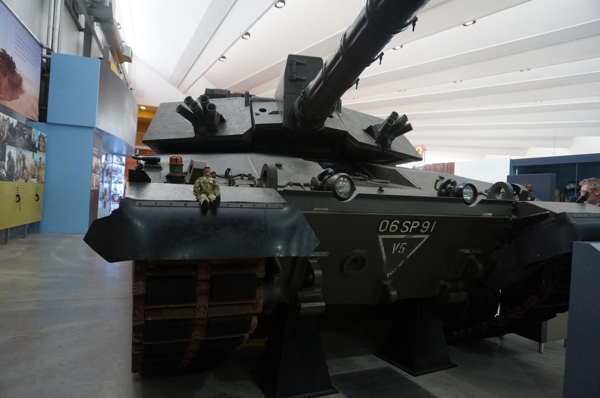 Action Man at Bovington Tank Museum 2016 photos. DSC01223
