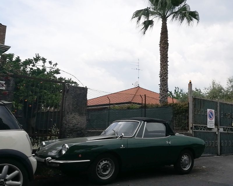 avvistamenti auto storiche - Pagina 37 Fiat_850_Sport_Spider_3