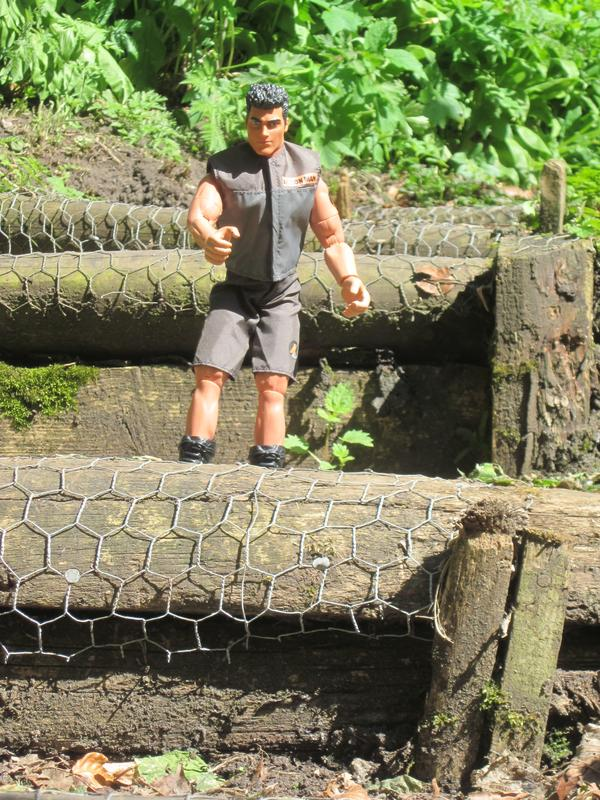 My Action Man trip to Kellie Castle and the Gardens. (Ackie88)  IMG_0337