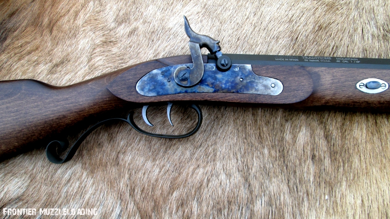 Review: Traditions Mountain Rifle - Percussion IMG_7748