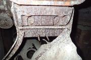 Танк КВ-1 изнутри (№ 9854), Ропша, Ленобласть. P6230185