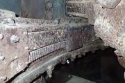 Танк КВ-1 изнутри (№ 9854), Ропша, Ленобласть. P6230329