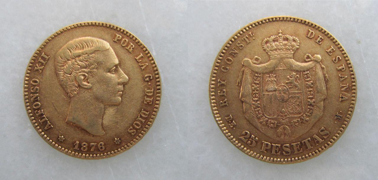 25 pesetas 1876. Madrid (DEM). Alfonso XII. ¿falsa? 25_pesetas_1876_Alfonso_XII