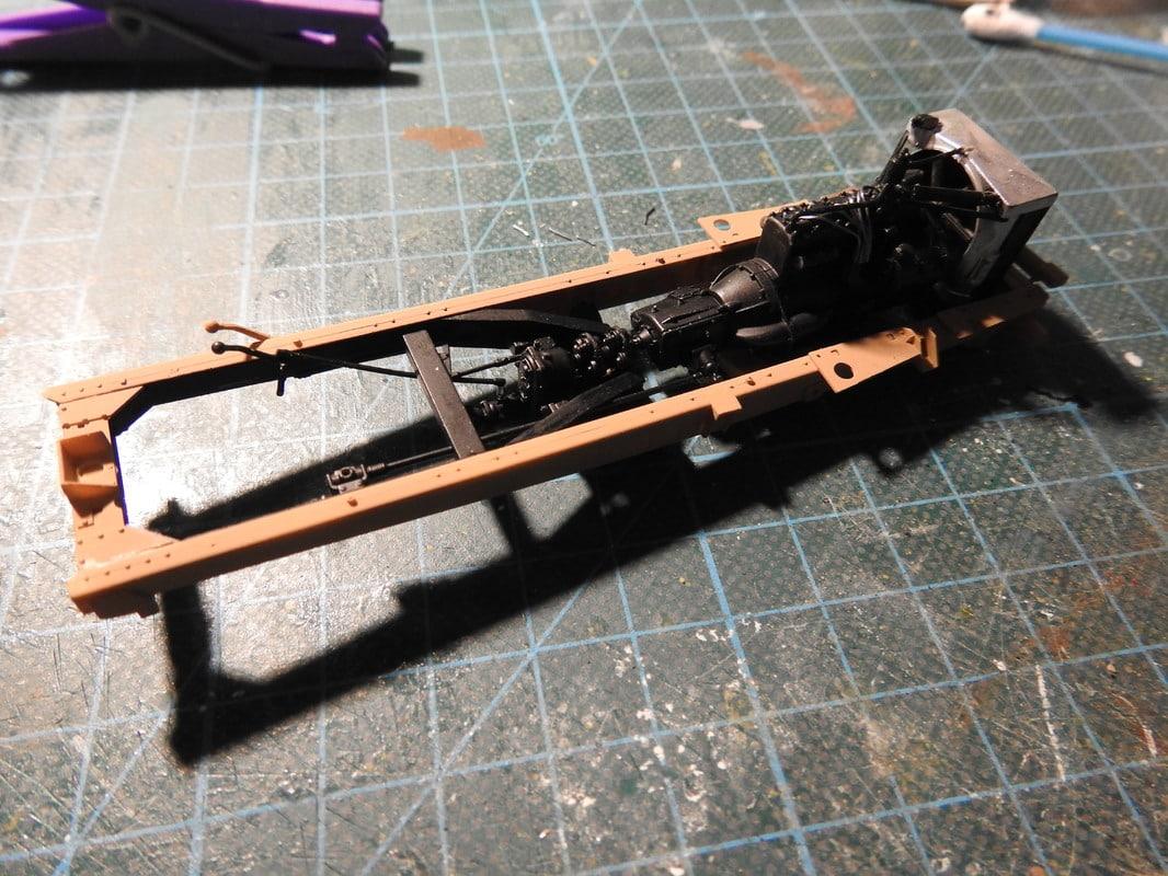 Humber Mark II, Bronco 1/35 - Sida 2 DSCN2249