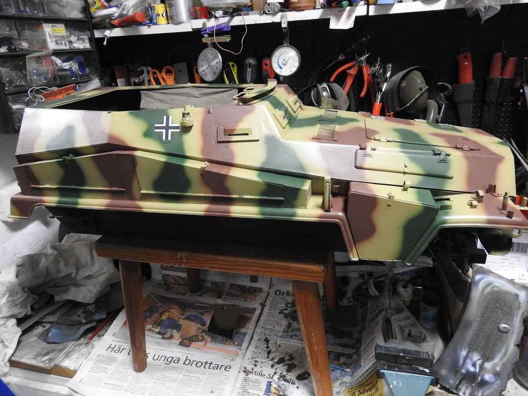 SdKfz 250 Armor Hobbies 1/6 - Sida 16 DSCN2991