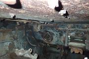 Танк КВ-1 изнутри (№ 9854), Ропша, Ленобласть. P6230303