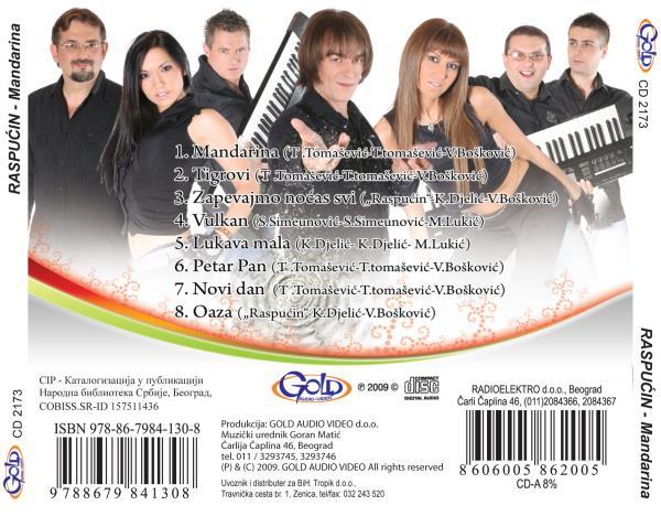 Albumi Narodne Muzike U 256kbps - 320kbps  - Page 17 Raspucin_ZADNJA