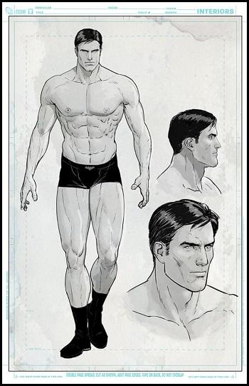 Ficha de Batman Fisico_Bruce