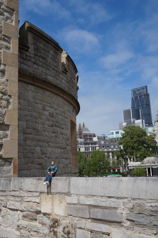 My Action Man at the Tower of London Photos 2015. DSC00805