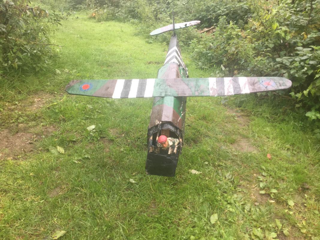 Crash landing..!!!   Operation market garden. Episode 1 IMG_5728