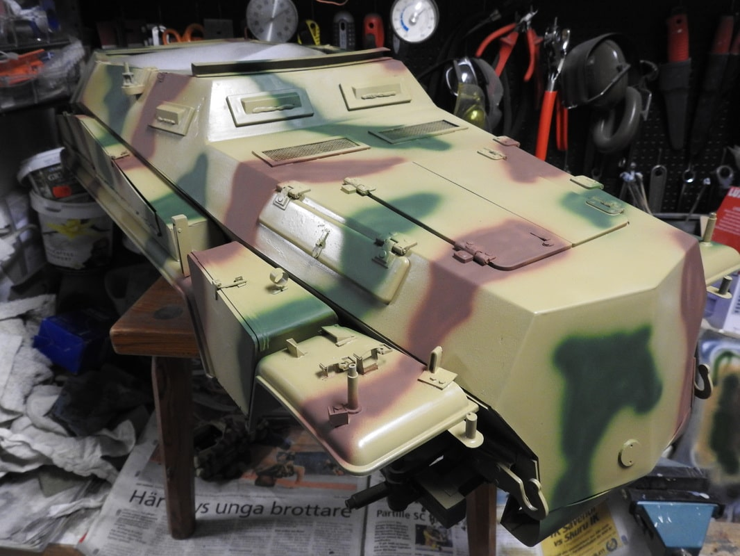SdKfz 250 Armor Hobbies 1/6 - Sida 16 DSCN2863