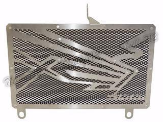 Protector del radiador Waase-cubierta-protectora-del-radiador-protector-de-la-parrilla-
