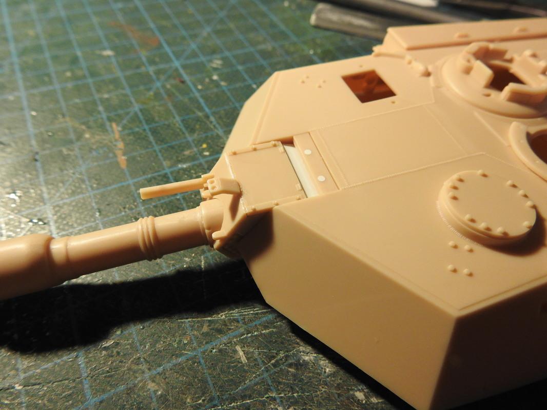 M1A1 Abrams 1/35 - Academy DSCN3820