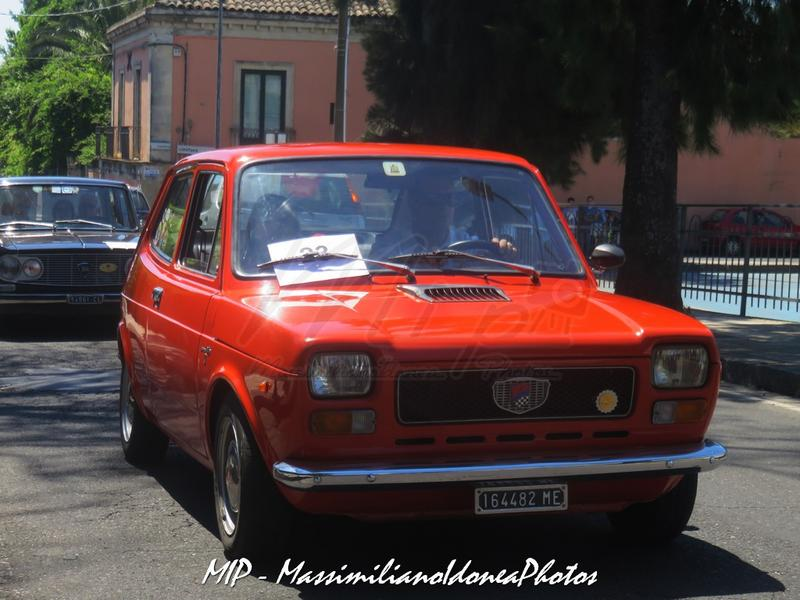 1° Raduno Auto d'Epoca - Gravina e Mascalucia Giannini_127_NP_900_57cv_72_ME164482_2