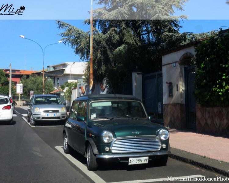 avvistamenti auto storiche - Pagina 4 Mini_Cooper_1.3_63cv_97_AP985_WV