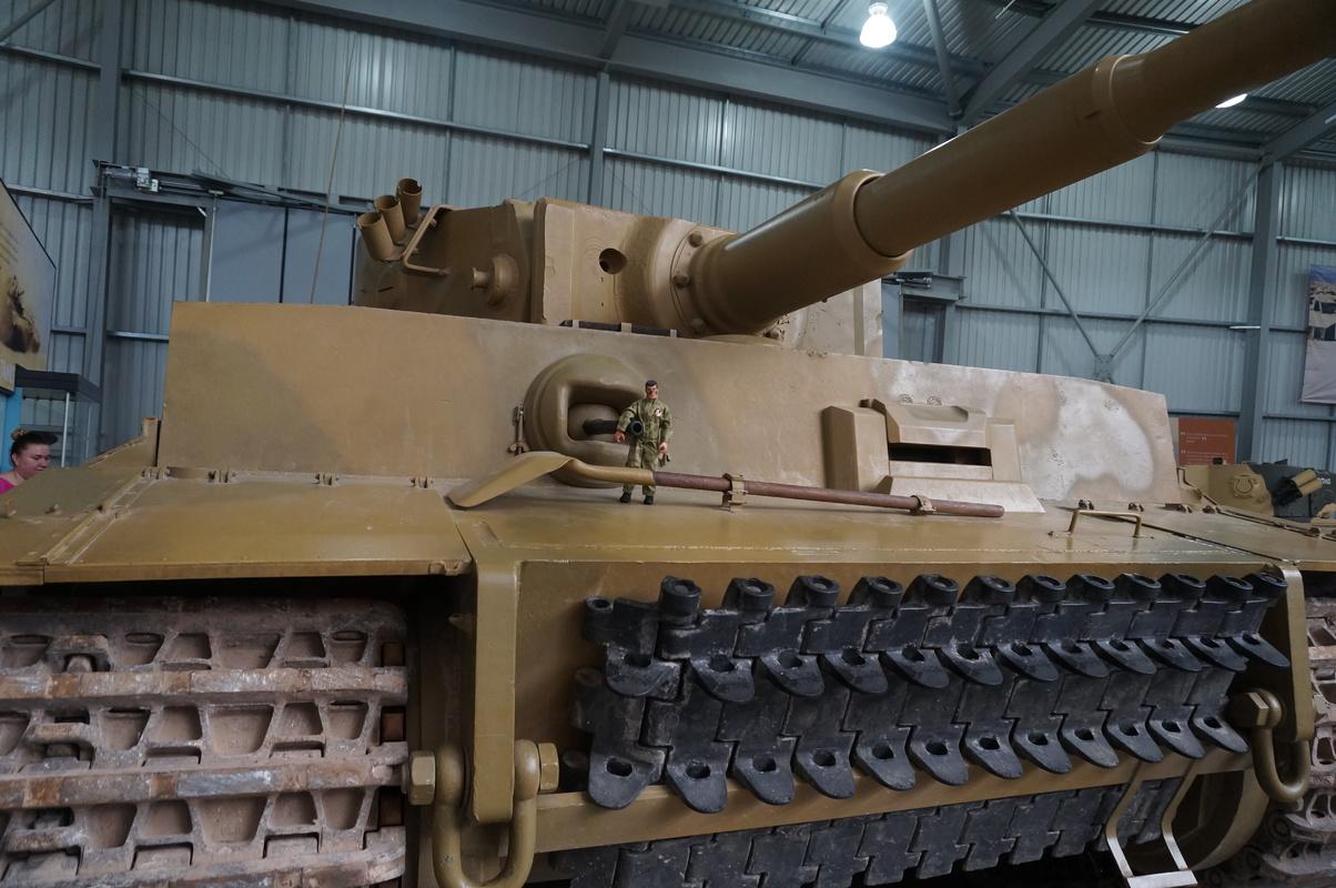 Action Man at Bovington Tank Museum 2016 photos. DSC01216