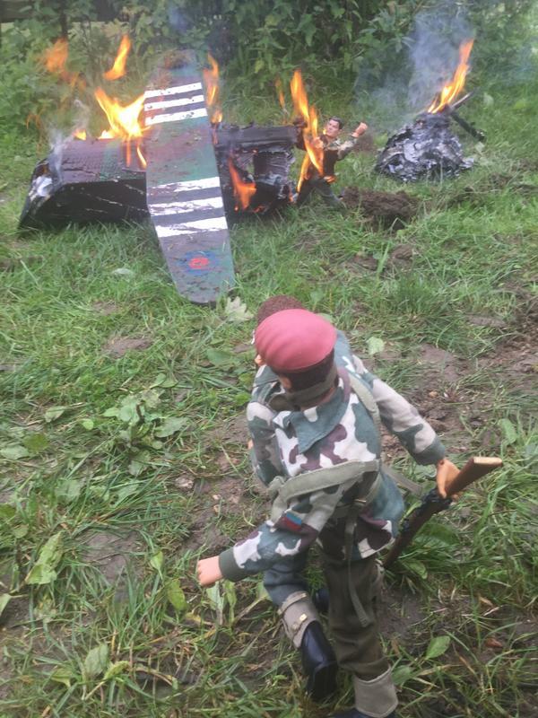 Crash landing..!!!   Operation market garden. Episode 1 IMG_5813