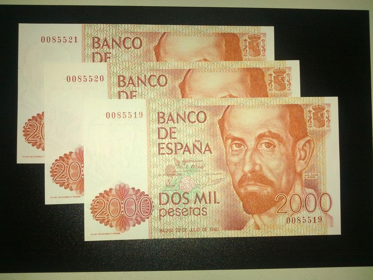 """2000 Pesetas 1980 (Numero """"bajito"""" - Trio) 2000_pesetas_1980"""