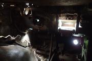 Танк КВ-1 изнутри (№ 9854), Ропша, Ленобласть. P6230302