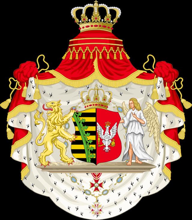 1/3 talara 1812. Varsovia. Federico Augusto I Escudo_Gran_Ducado_de_Varsovia