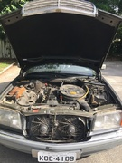 W126 260SE 1990 - R$ 20.400,00 (VENDIDO) IMG_4667