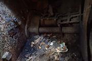 Танк КВ-1 изнутри (№ 9854), Ропша, Ленобласть. P6230167