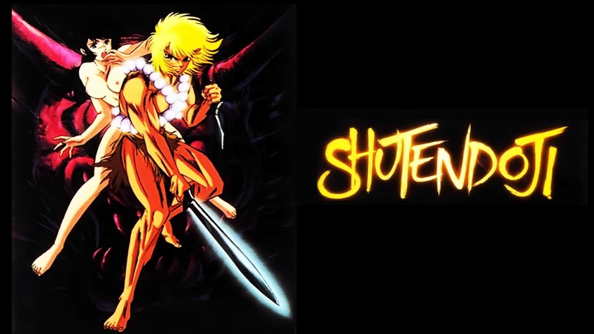 Shuten Doji | DVDrip | Cast/Ing*Sub | 04/04| MKV | x264  Shuten_Doji