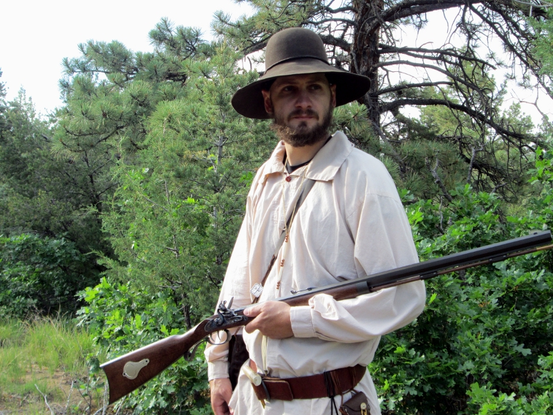 Review: Traditions Mountain Rifle - Flintlock IMG_9320