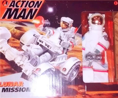 Action Man Space figures, carded sets and vehicles. 94634560-8675-4535-913B-FFBCD9CA2ADB