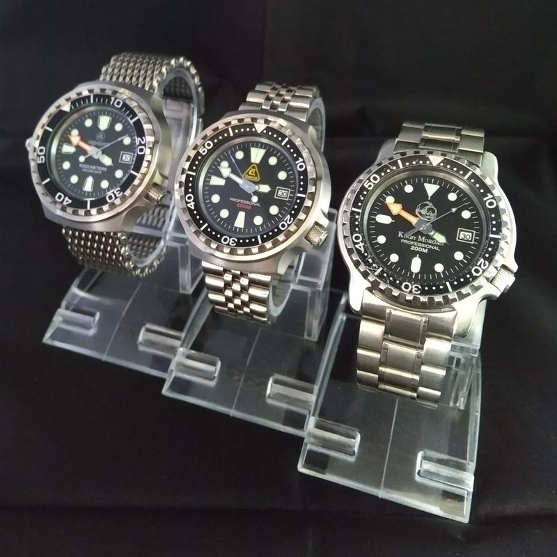My latest quartz divers  IMG_20180330_154911378