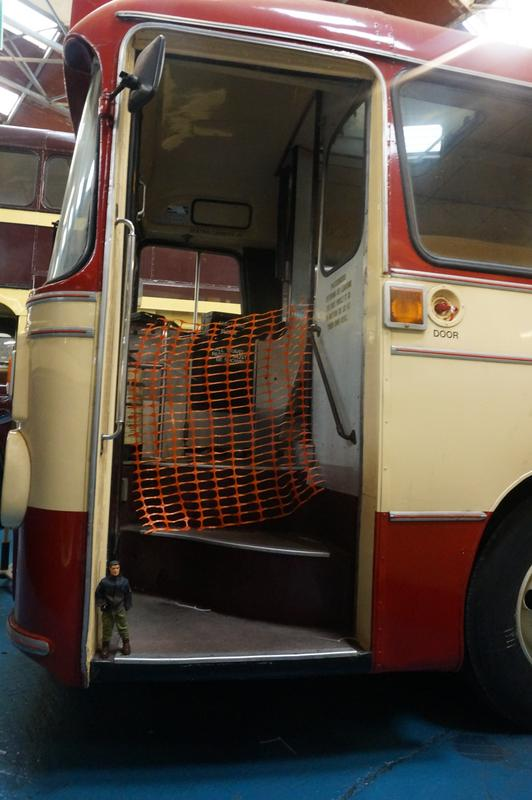 MAM visiting The Scottish Vintage Bus Museum. 6_DA1402_E-246_D-4_B32-999_F-_AA303_E3893_A1