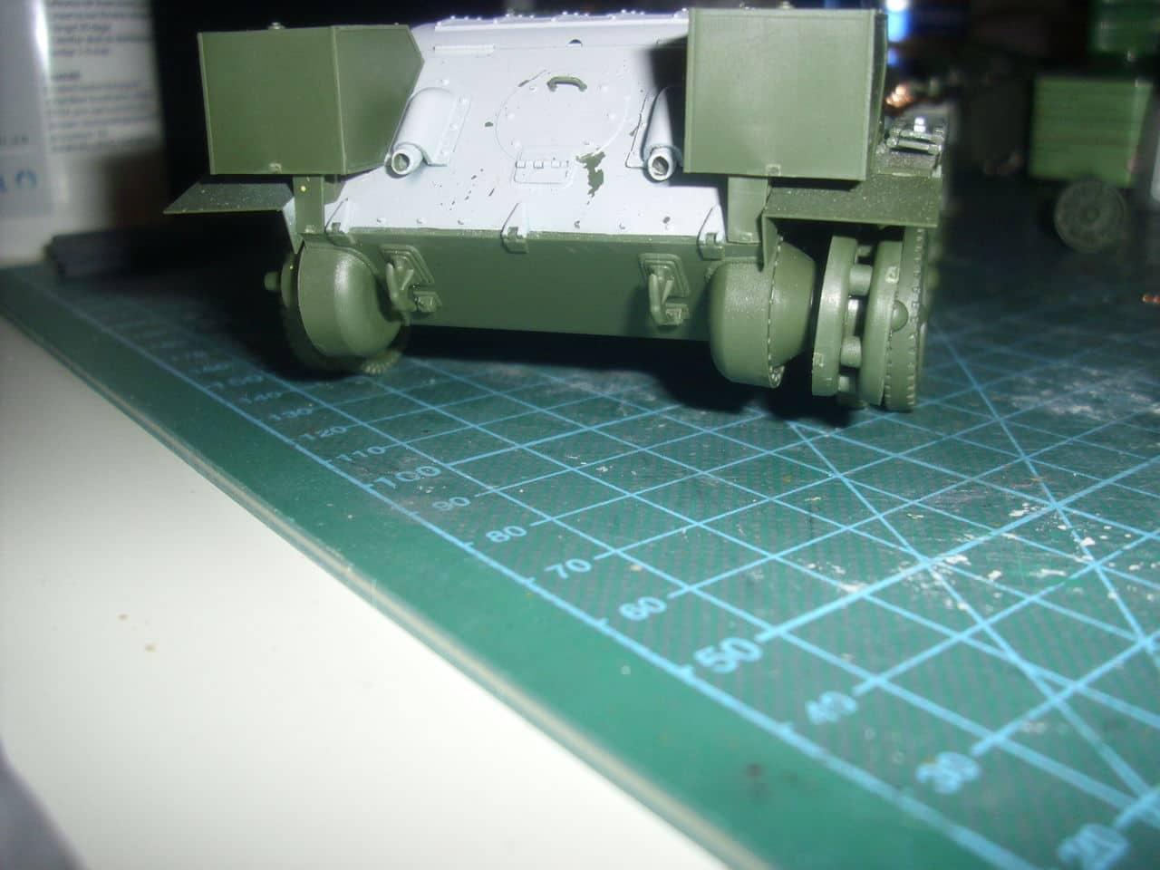 T-34/76 1943 early model. ICM 1/35 - Sida 4 DSCI0645