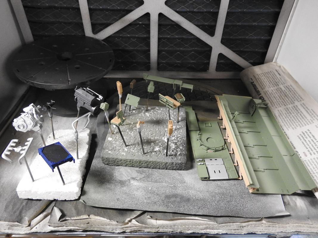 M3A3 Bradley TUSK III- Meng 1/35 - Sida 2 DSCN6051