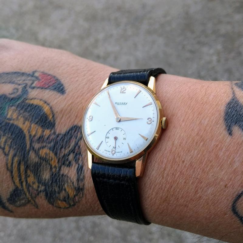 A treasured watch inheritance  IMG_20180504_150904660