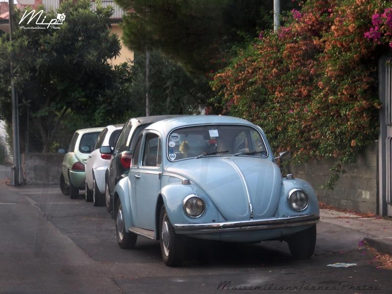 avvistamenti auto storiche - Pagina 37 Volkswagen_Maggiolino