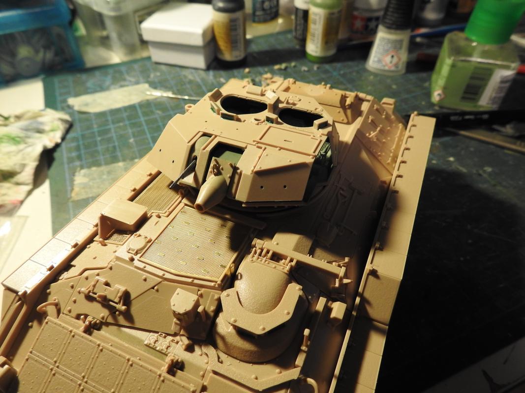 M3A3 Bradley TUSK III- Meng 1/35 - Sida 4 DSCN6414